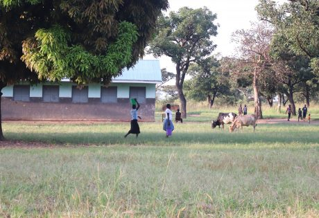 Wanduku Primary School in Pajule sub county, Pader district in North Uganda Photo: UN Habitat/Grace Kibunja