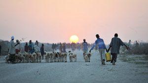 Jowhar IDP Camp in Somalia