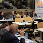 HLPF2019, meeting & discussing SDGs with stakeholders from around the world