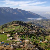 Badikhel Area in Baitadi Nepal. Photo @ CSRC/ Sristi Shrestha