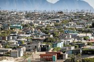 Informal settlement Indlovu, in Khayelitsha, Cape Town. Picture: DAVID HARRISON (source: www.businesslive.co.za)