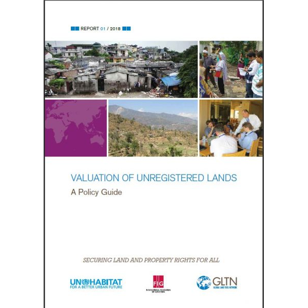 Valuation of Unregistered Lands : A Policy Guide